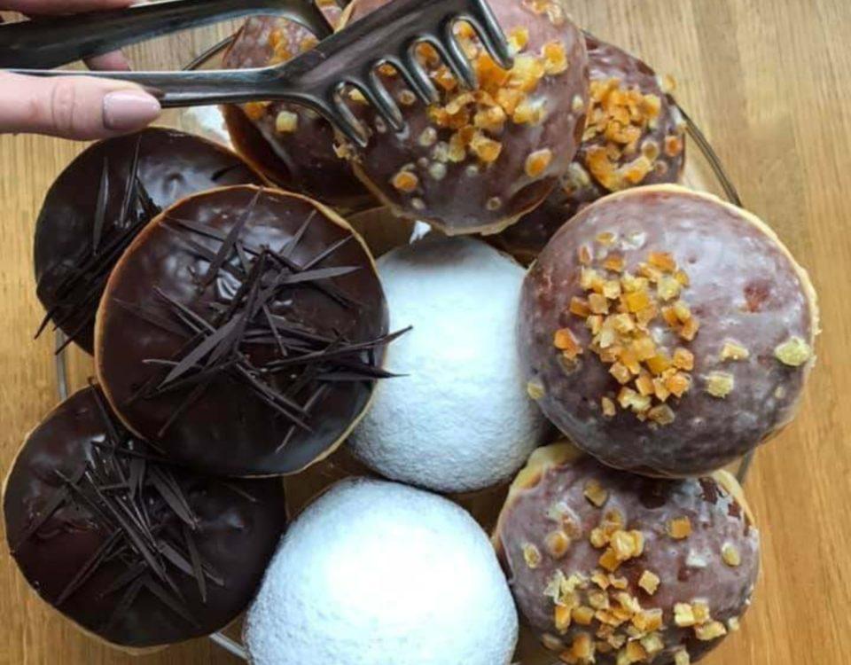 Polish donuts