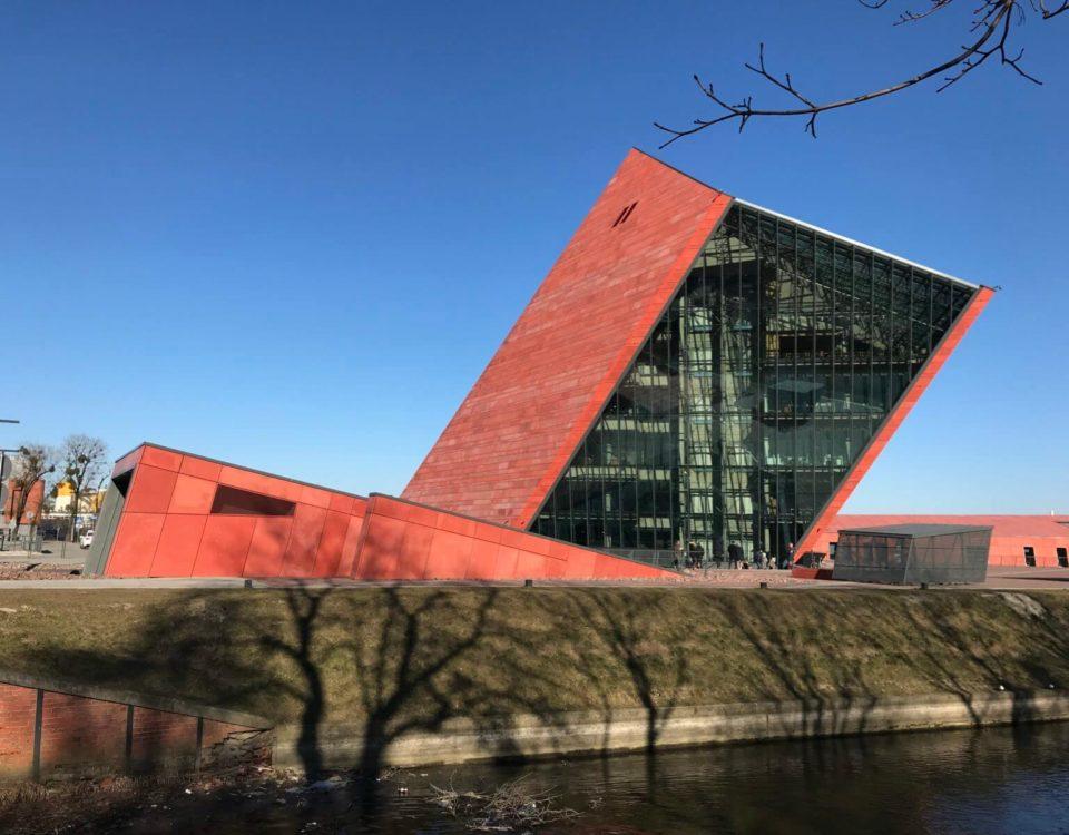 museum of second world war gdansk
