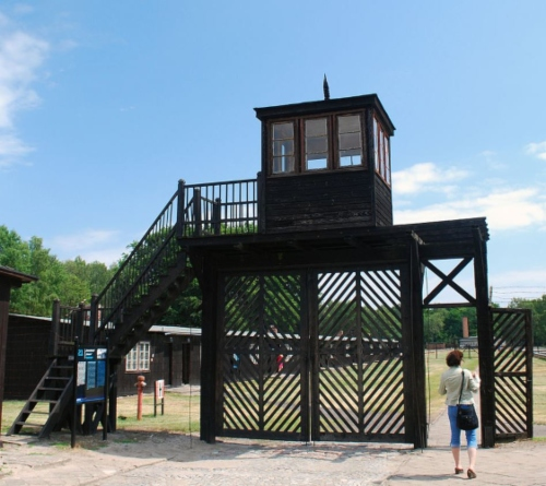 stutthof concentration camp near gdansk