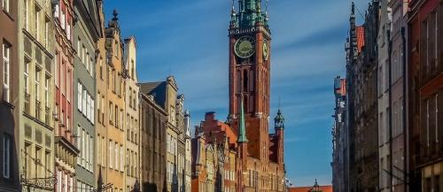 baner gdansk highlights walking tour