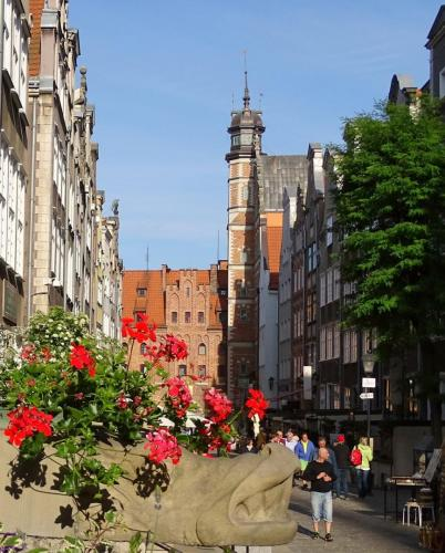 gdansk highlights walking tour